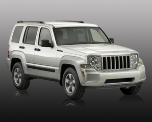 Jeep Liberty Car Rental