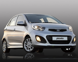 Kia Picanto Car Rental